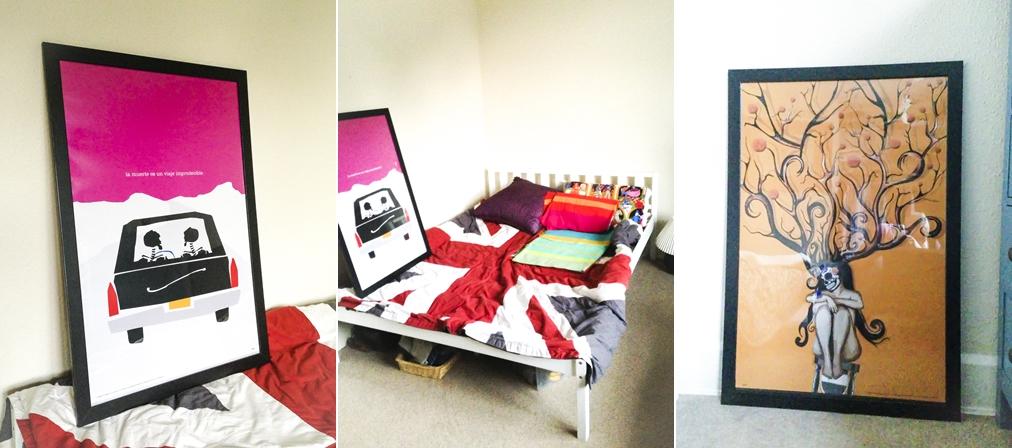 prints sp bed